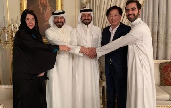 Mr. Li is invited to the Dubai World Tolerance Summit